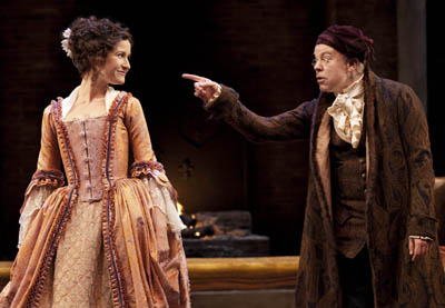 NT Live: <br>She Stoops to Conquer