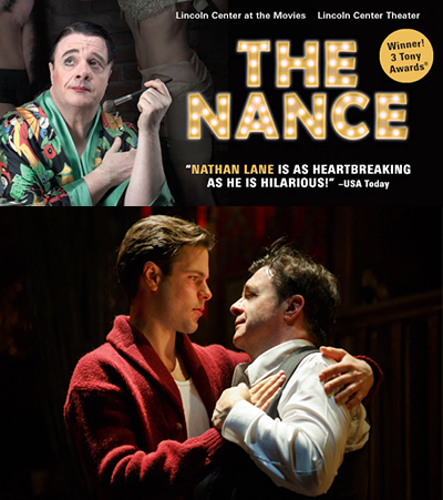 Lincoln Center Theater Presents The Nance