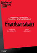 National Theatre Live Encores: Frankenstein
