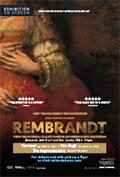 Exhibition: Rembrandt from The National Gallery London and Rijksmuseum Amsterdam