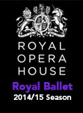 Royal Ballet 2014/15 Season