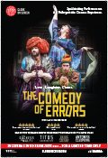 Globe On Screen: <br>The Comedy of Errors