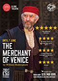 Globe On Screen: <br>The Merchant of Venice