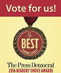 Vote For The Press Democrat's 2016 Readers' Choice Awards!