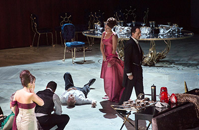 Met Opera Live in HD: The Exterminating Angel