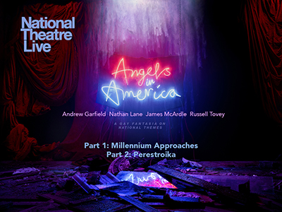 National Theatre Live: Angels in America Part 1 - Millennium Approaches