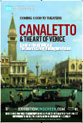 Exhibition On Screen 17/18 Season: Canaletto and the Art of Venice