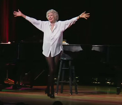 Great Stage on Screen: Elaine Stritch At Liberty
