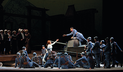 The Met Opera Live in HD 2018/19 Season: La Fille du Regiment