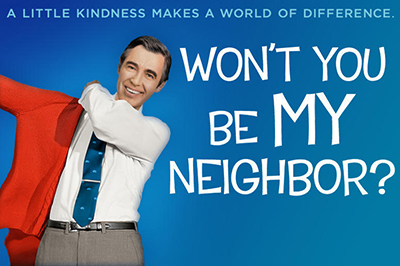 Indie Lens Pop-Up: Won't You Be My Neighbor?