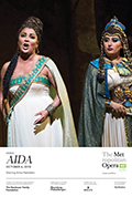 The Met Opera Live in HD 2018/19 Season: Aida