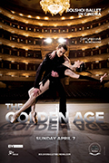 Bolshoi Ballet 2018/19 Season: Golden Age - Encore