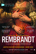 EXHIBITION On Screen 2018/19 Season: Rembrandt