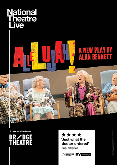 NT Live 2019 Winter to Summer Season: Allelujah!