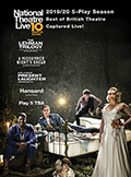 National Theatre Live 2019 Winter to Summer 4-Play Season
