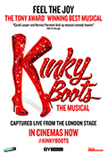 Kinky Boots– The Musical From London's West End