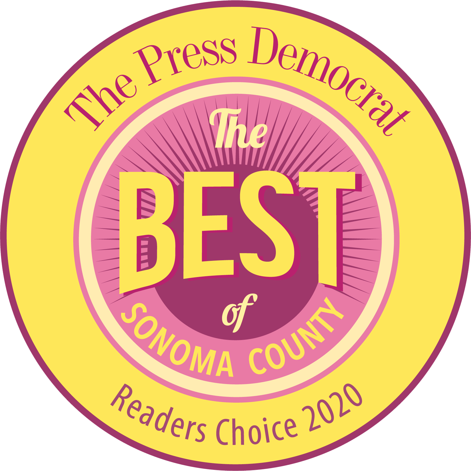 Press Democrat Winner Best Movie Theatre